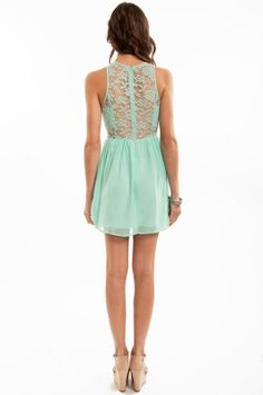 #Lace, #Back, #Teal