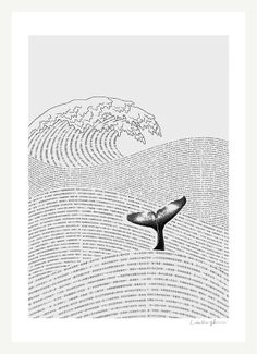 Ocean of Story - Art print - ilovedoodle - The visual art of Lim Heng Swee