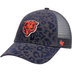 Women's Chicago Bears '47 Navy Billie Adjustable Hat