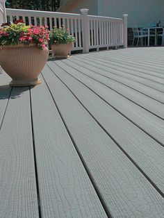 deck - colors?