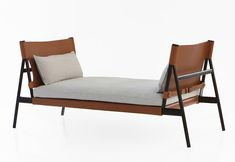 """""""Traveller"""" daybed by Stine Gam and Enrico Fratesi for Porro.  """"\"""