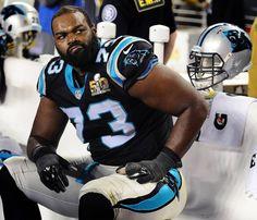 NFL Jerseys Nike - P?es 1000 n��pad? na t��ma Michael Oher na Pinterestu | Greg Olsen ...
