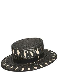 Pin for Later: Behaltet einen kühlen Kopf mit diesen coolen Sommerhüten  Superduper - Panamahut aus Stroh mit Spitzeneffekt (359 €)