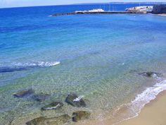Spiaggia salento - acqua cristallina
