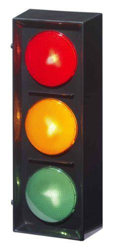 Forum Novelties Traffic Stop Party Light - Traffic Light Prop Decoration - Party Supplies - Toys - $16.50