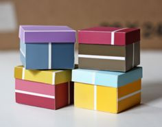 Home Hack: Make Jewelry Boxes from Paint Swatches