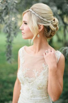 Sweet Autumn wedding inspiration | Photo by Callie Hobbs Photography