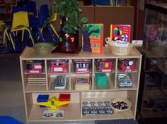 More what I think our math center should look like...