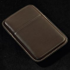 Leather Business Card Holder - Accessories