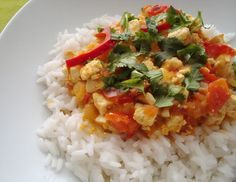 Moqueca de Tofu ~ Not Guilty Pleasure