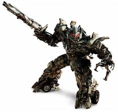Megatron Design Transformers 3 Dark of the Moon Transformers 5: Megatrons Robot…