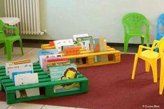 Oi geente!!!   Olha quanta coisa legal!!!! Muitas ideias para fazer um Cantinho da Leitura para os pequenos da Educação Infantil!   O o...