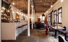 Timberyard Restaurant, Edinburgh, Scotland
