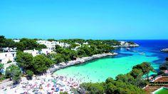 Cala D'Or, Majorca - family holiday oct 1989?