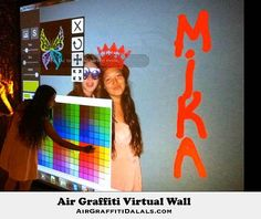 Photo Booth | Air Graffiti |Party Photo Booth | Air Graffiti Services