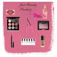 """""""Make-Up kit"""" by happy-geek7 ❤ liked on Polyvore featuring beauty, Smashbox, Victoria's Secret, MAC Cosmetics, Marc Jacobs, Deborah Lippmann, NARS Cosmetics, Gucci, Lorion and fashionforlife"""