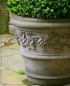The David Sharp Studio, Masterpieces in Classical Garden Statuary, Garden Fountains and Pool Surrounds. Stone, Bronze and Marble Vine Leaves, Garden Fountains, Vases, Planter Pots, Bronze, Luxury, Diy Garden Fountains, Jars, Garden Water Fountains