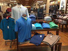 Golf shirts and shorts | Tip Top Tailors