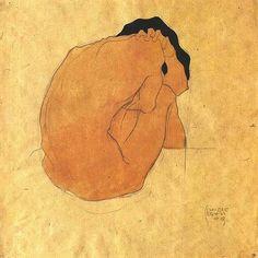 Egon Schiele, 1909