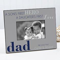 hallmark first father's day frame