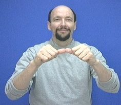 """continue"" ASL American Sign Language"