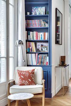 Home Design Living Room, Living Room Modern, French Interior, Home Interior Design, Paris Apartment Decor, French Apartment, Dining Room Corner, Living Room Decor Inspiration, Decor Styles
