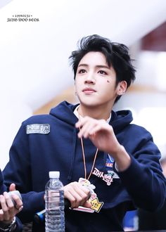 Wooseok is so cute omggg Gwangju, K Pop, Pentagon Wooseok, Pentagon Members, Fandom, E Dawn, Jung Woo, Cube Entertainment, Kpop Groups