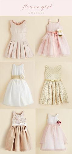 Where to Find Cute Flower Girl Dresses! Sources for sweet flower girl dresses and dresses for young wedding guest. Girls dresses for weddings! Cute Flower Girl Dresses, Flower Girls, Little Dresses, Little Girl Dresses, Girls Dresses, Dresses Dresses, Baby Dresses, Pageant Dresses, Look Fashion