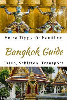 Bangkok mit Kindern entdecken, ein Städtetrip in Thailands Hauptstadt Bangkok ist toll. Mit diesen Tipps erfahrt ihr wie man auch mit Kindern Bangkok entspannt erleben kann. Hilfe für Unterkünfte, Transportmöglichkeiten und Sehenswürdigkeiten.