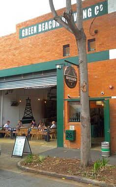 The Green Beacon Brewery - Brisbane's Guiding Light