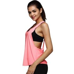 New Summer Vest Sexy Tank Tops Women Plus Size Quick Dry Loose Sleeveless Vest Singlet T-shirt female blusas