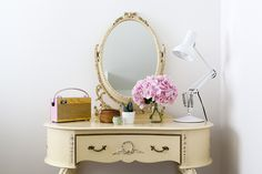French dressing table / Candy Pop: www.candypop.uk.com