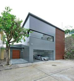 Sustainable house design paying tribute to modern #technology in #HongKong