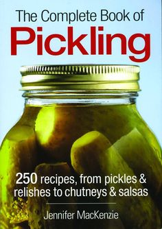 Complete Book of Pickling
