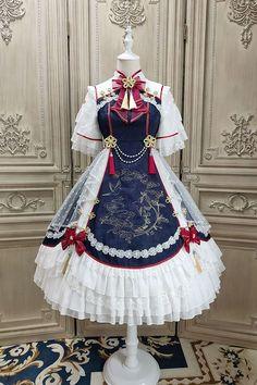 Cosplay Dress, Cosplay Outfits, Dress Outfits, Emo Outfits, Scene Outfits, Dress Clothes, Kawaii Fashion, Lolita Fashion, Cute Fashion