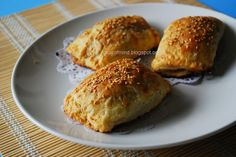 Awayofmind Bakery House: Baked Barbecued Pork Puffs (Char Siu Puffs/ Su)