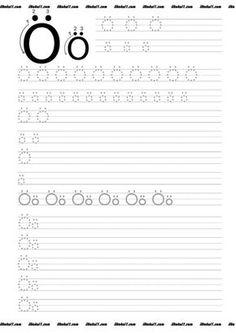 thumbnail of C – Buchstaben Lernen Preschool Writing, Preschool Learning Activities, Preschool Curriculum, Kindergarten Worksheets, Alphabet Writing, Teaching Phonics, Teaching Kindergarten, Free Printable Alphabet Worksheets, Handwriting Practice Sheets