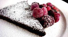 Chocolate Brownie Torte