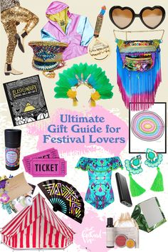 50+ Epic Gifts for Festival Goers [Updated for 2020] - That Festival Life • Worldwide Festival Blogger Camping Stool, Festival Essentials, Weekend Festival, Beauty Guide, Christmas Gift Guide, Festival Outfits, Great Gifts, The Incredibles, Content