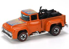 Hot Wheels Red Line Truck