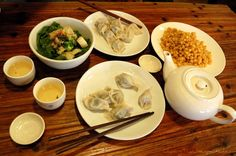 Tips and tricks on how to order food in Mandarin at the restaurant in China.
