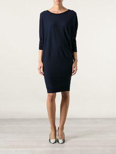 Alexander Mcqueen Knitted Dress - Feathers - Farfetch.com