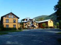 Dalen Hotel, Dalen, Norway