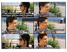 Kourtney Kardashian and Scott Disick. Memes Kardashian, Kourtney Kardashian, Scott Disick Quotes, Lord Disick, Lol, Reality Tv, Just For Laughs, Laugh Out Loud, The Funny
