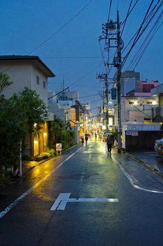 Rain..Japan