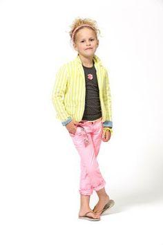 Kids Wear Moodstreet SS13 Top: T30T4 Jacket: J55T4 Pants: P85T4