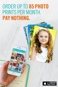 Print your photos quickly, easily and for free with FreePrints. FreePrints lets you order free 4x6 photos right from your iPhone. Printed on your choice of deluxe glossy or premium matte photo paper, you get free professional-quality pictures delivered to your door within days. Download the app to get started!