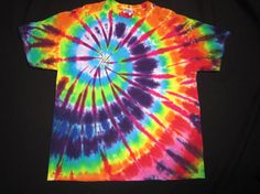 Psychedelic TieDye Tshirt Men's large by PsychedelicTieDyes, $25.00