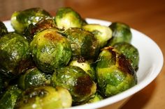 Oven Roasted Brussels Sprouts Recipe - Food.com