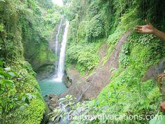 Sambangan 7 great waterfalls Singaraja Lovina tour is special North Bali sightseeing to get adventure to Sambangan trekking for 2 hours and enjoy the atmosphere of Buleleng Regency.